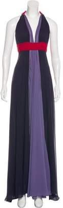 Marc Jacobs Silk Evening Gown