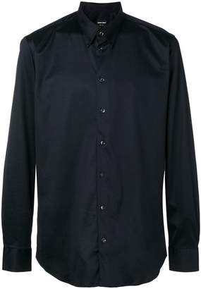 Giorgio Armani concealed button-down shirt