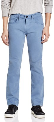 J Brand Kane Straight Fit Jeans in Veridian $176 thestylecure.com