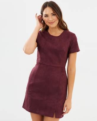 Forcast Mia A-Line Dress