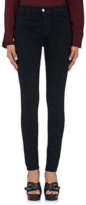 J Brand Women's Maria High-Rise Skinny Jeans $190 thestylecure.com