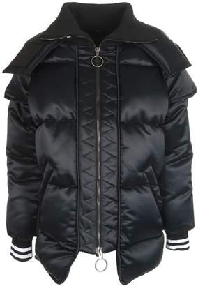 Off-White Zip-up Padded Jacket