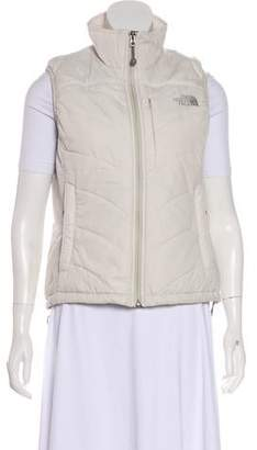The North Face Puffer Zip-Up Vest