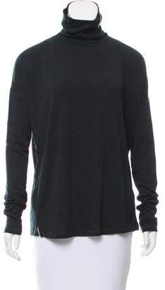 Rag & Bone Turtleneck Cutout Sweater