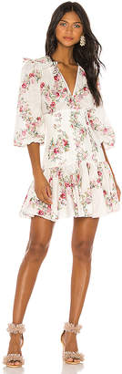 Zimmermann HONOUR CORSET DRESS ミニドレス