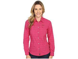 Jack Wolfskin Centaura Flex Shirt Women's Clothing