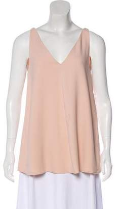 Stella McCartney V-Neck Sleeveless Top w/ Tags