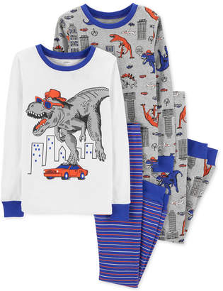 c9aab57cb346 Carter s White Sleepwear For Boys - ShopStyle Canada