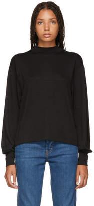 Rag & Bone Black Bigsy Long Sleeve T-Shirt