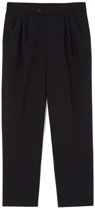 Goop X Universal Standard x Universal Standard Wool Cropped Trousers