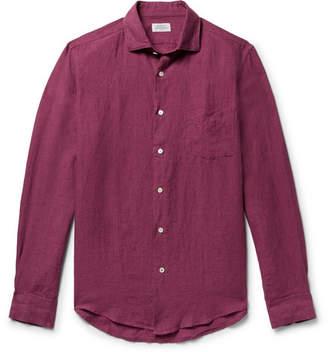 Hartford Penn Linen Shirt