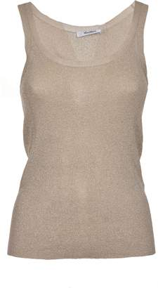 Max Mara Sleeveless Tank Top
