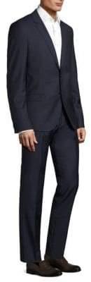 HUGO BOSS Arti/Heston Regular-Fit Wool & Silk Suit