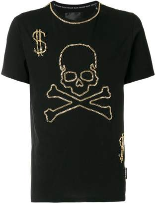 Philipp Plein Nickel T-shirt