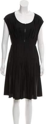Marni Casual Zip-Up Dress