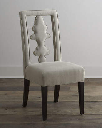Haute House Benjamin Linen Chair