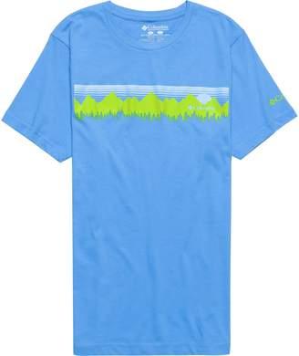 Columbia Flat Short-Sleeve T-Shirt - Men's