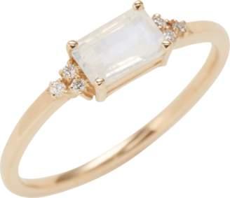 Suzanne Kalan Rainbow Moonstone Ring