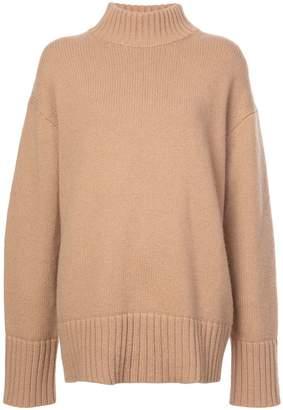 Proenza Schouler Wool Cashmere Turtleneck Sweater
