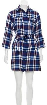 0141d6cef3 Plaid Flannel Dress - ShopStyle