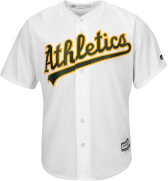 Majestic Men's Oakland Athletics Cool Base Replica MLB Jersey