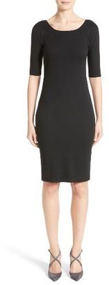 Women's Armani Collezioni Body-Con Dress $695 thestylecure.com