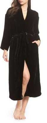 Rag Doll RAGDOLL Long Velvet Robe