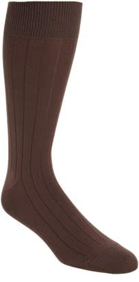 Nordstrom Ultra Soft Solid Ribbed Socks