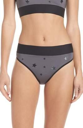 ULTRACOR Argon Luster High Waist Bikini Bottoms