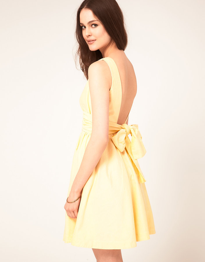 Jaeger Boutique By Bow Back Prom Dress
