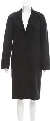 DKNY Lightweight Long Jacket