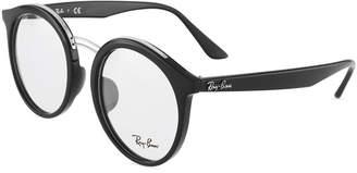 cc8d5577b8a ... Ray-Ban Round Plastic Optical Glasses