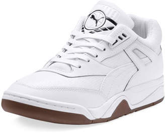 pretty nice bc4f9 43bcc Puma Men s Palace Guard Mid-Top Sneakers, White