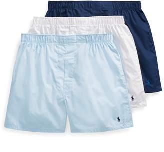 Ralph Lauren Assorted Boxer 3-Pack