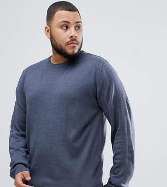 Brave Soul PLUS Basic Knit Sweater
