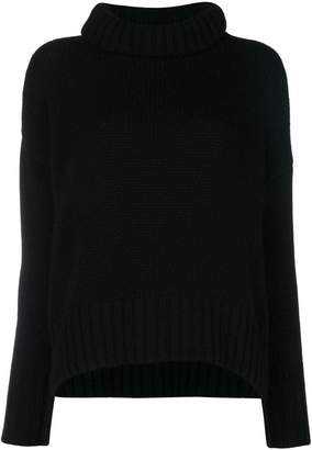 Incentive! Cashmere cashmere roll neck jumper