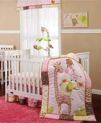 Carter's Jungle 4-Pc. Crib Bedding Set