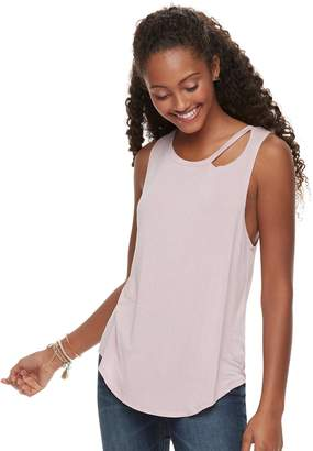 Grayson Threads Juniors' Cutout Tank