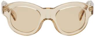BEIGE Kuboraum L2 Sunglasses