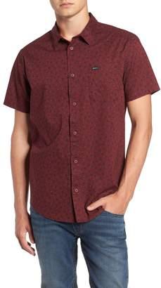RVCA Vu Woven Shirt