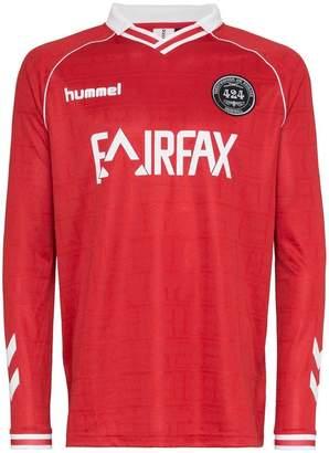 424 x Hummel Fairfax Football Shirt