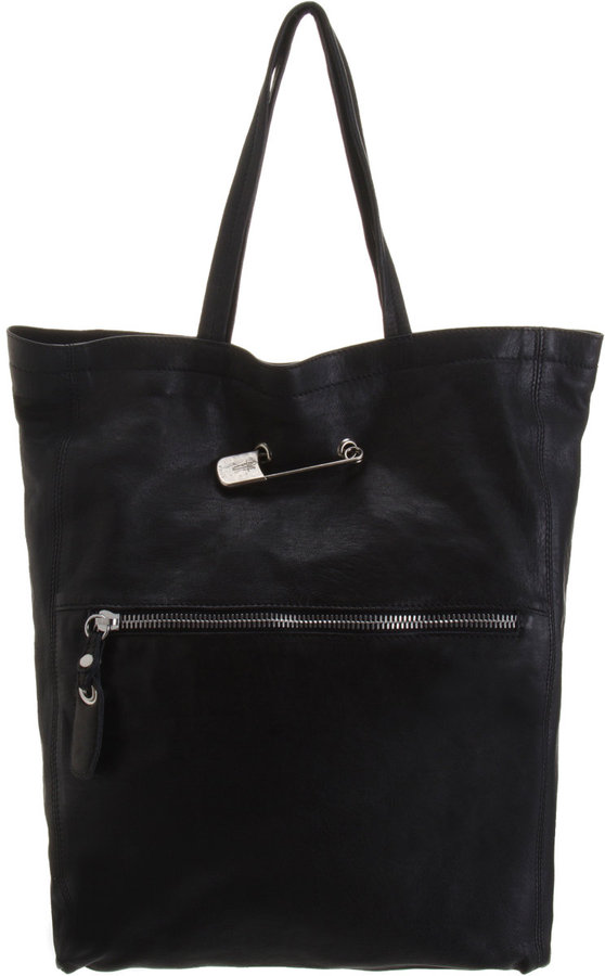 Sissi Rossi Safety Pin Tote