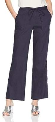 Pendleton Women's Petite Aimee Linen Pants