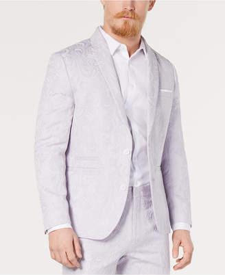 INC International Concepts I.n.c. Men Slim-Fit Paisley Blazer