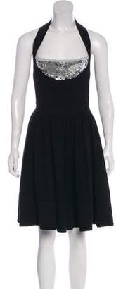 Marc by Marc Jacobs Wool Blend Knee-Length Dress