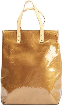 Louis Vuitton Patent leather tote bag