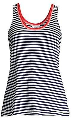 Splendid Women's X Gray Malin Seaside Stripe Tank Top