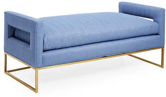 One Kings Lane Bevin Daybed - Azure