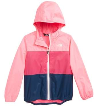 The North Face Flurry Water & Wind Repellant Nylon Jacket