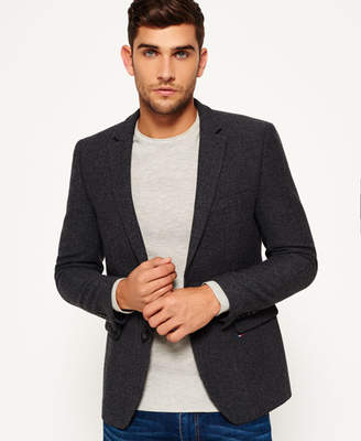 Superdry Supremacy Herringbone Blazer